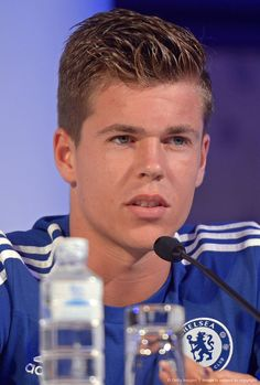 marco van ginkel! Can't complain he has agreed to play for Chelsea ;)