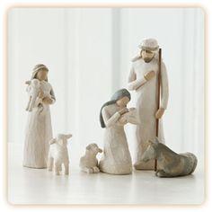 Willow Tree Kerststal - Nativity