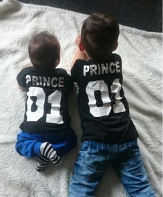 Rodinná kolekce – dětské triko PRINCE černé – Velikost L Na tento produkt  se vztahuje nejen 33d3ae35c4