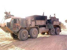M985 HEMTT in Iraq   Hemtt M-977 Killer Thunder