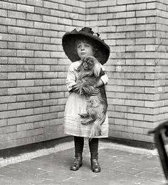 Tanis Guinness and Ta Wang, New York circa 1912
