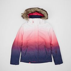 Roxy Jet Ombre Ski Jacket. Pin-To-Win your Christmas wish list at Surfdome!