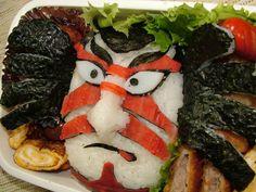 歌舞伎弁当 Kabuki Bento