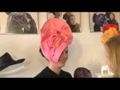▶ Millinery tips with Melissa Jackson - YouTube