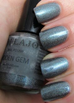 Hidden Gem Nail Polish from Party Time Collection by SoFlaJo