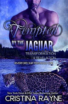 Tempted by the Jaguar: Transformation and Revelation (Riv... https://smile.amazon.com/dp/B01543RW76/ref=cm_sw_r_pi_dp_2yZzxb5T6HNFP