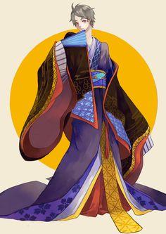 乌野和风 by Kibi - pls