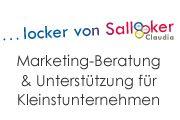 Marketingberatung für Kleinstunternehmen ... locker von Salloker | Beratung & Support für die Kundenkommunikation von Kleinstunternehmen und GründerInnen - online & offline  www.salloker.biz Software, Marketing, Image, Counseling, Business, Communication