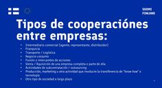 Business Opportunities with Finland - Ecuador, Colombia and Peru.