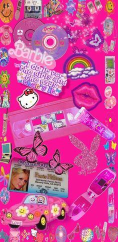 Y2k Wallpaper 💞 | Retro Wallpaper Iphone, Sassy Wallpaper