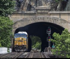 RailPictures.Net Photo: 5317 CSX Transportation (CSXT) GE ES40DC at Harpers Ferry, West Virginia by Tammy Wagner