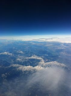 El mundo a tus pies. Ph. Eli Sampalione (from the plane)