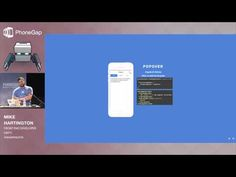 Ionic: Basically It's Totally Sweet | PhoneGap Day US 2014 - YouTube