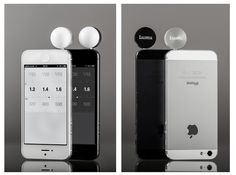 Lumu Light Meter for iPhone photography gadget. Useful, my light meter doesn't always work in my camera.