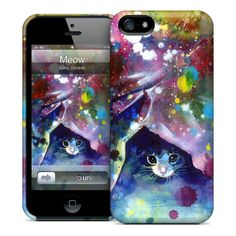 Meow iPhone 5 Case