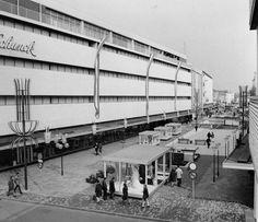 Gloednieuwe Promenade 1964