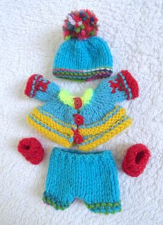 Check out this item in my Etsy shop https://www.etsy.com/uk/listing/224908542/hand-knitted-dolls-clothes-for-8-ooak
