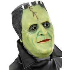 Careta de Frankenstein Foam #mascaras #antifaces #carnaval