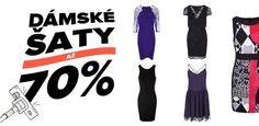 Výprodej šatů: až -70 %