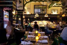 John Dory Oyster Bar nyc