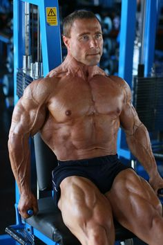 Jonathan DERNE | BODY BUILDERS/FITNESS PEPS | Pinterest