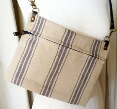 1 Bag  leather bag  purse crossbody small  por ElTallerAnaGaspar