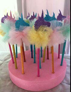 Baby shower souvenirs manualidades birthday parties 37 New ideas Unicorn Birthday Parties, Birthday Party Decorations, Diy Party, Party Gifts, Baby Shower Souvenirs, Unicorn Baby Shower, Unicorn Crafts, First Birthdays, Party Time