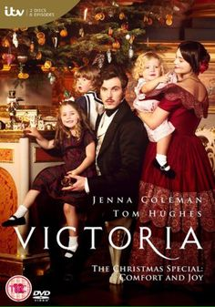 Artwork for the Victoria Christmas Special.