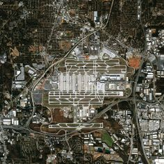 Life in Airports  ATL Hartsfield–Jackson Atlanta International Airport