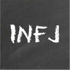 Normally, INFJs are most thrown off and stressed out by environments that oppose their own personal set of values. INFJs often become stressed when they are forced to extravert too much without a break to recharge their batteries, working in a place filled with lots of noise, and in places where they must work with those they see as lazy or ignorant individuals. They may become bored and/or frustrated with environments where they feel unappreciated or misunderstood.....