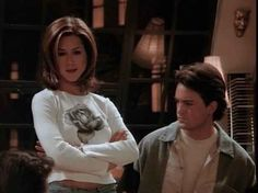 "Cold Arms, Hot Midriff | Here Are All 90 Outfits Rachel Green Wore On The First Season Of ""Friends"""