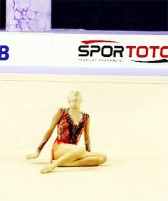 Melitina Staniouta, Belarus, World Championships 2014