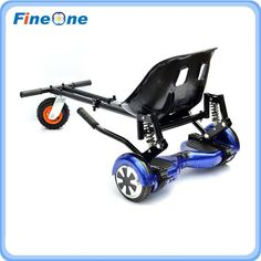 """HOT PRICES FROM ALI - Buy """"Electric Go Kart Hoverboard Seats Hoverkart with Damper Karting Karts Frame Balance Scooter Seat Karting Frame Skateboard Frame"""" from category """"Sports & Entertainment"""" for only USD. Electric Go Kart, Electric Scooter, Karting, Skateboard, Go Kart Seats, Scooter Price, E Biker, Kit S, All Terrain Tyres"""