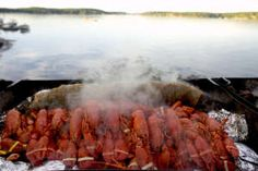 Maine Lobster Bake #JoesCrabShack