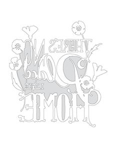 Paper Cutting Template We love you to the moon by AmysPaperDreams ...