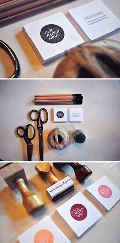39 Stamped Business Cards for Your Inspiration|iBrandStudio