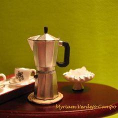 Tutorial - Tutorial cafetera en miniatura