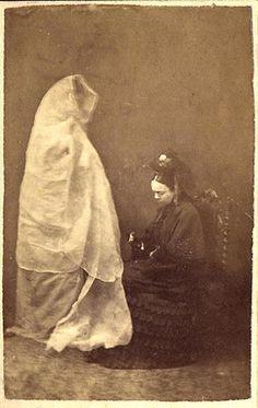 Memorias Perdidas: Victorian Post-Mortem photography