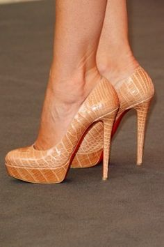 Perfect pumps!