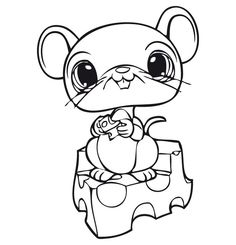 pet shop coloring pages printable | Series Littlest Pet Shop coloring pages to…