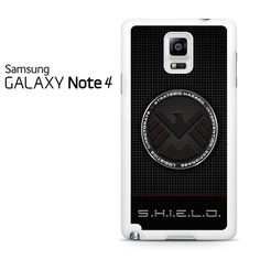Marvel Agents Of Shield Logo Samsung Galaxy Note 4 Case