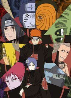 Naruto | Akatsuki