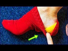 Limonu Çorabın İçine Koydu Kalktığında Gözlerine İnanamadı ! - YouTube