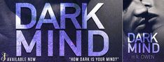 ♥Enter the #giveaway for a chance to win♥ StarAngels' Reviews: Release Blitz ♥ Dark Mind by HR Owen ♥ #giveaway
