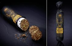 13 Sausage Packaging Designs That Makes Meat Look Great - AterietAteriet | Food Culture