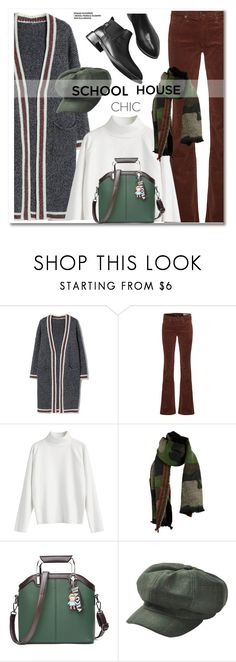 """Work Hard, Play Hard: Finals Season"" by paculi ❤ liked on Polyvore featuring rag & bone, casual and finals"