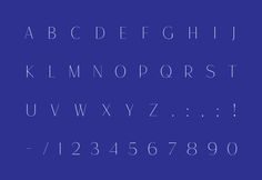 Panneau on Typography Served
