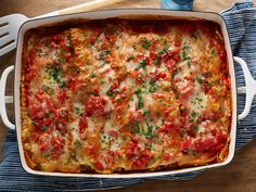 Roasted Cauliflower Lasagna Recipe : Food Network Kitchen : Food Network - FoodNetwork.com