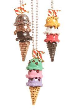 kawaii necklace ( ^◡^)っ