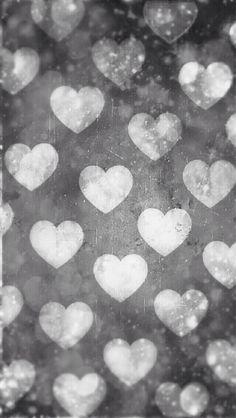 Heart background | We Heart It